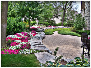 Landscape Construction Barrington, IL